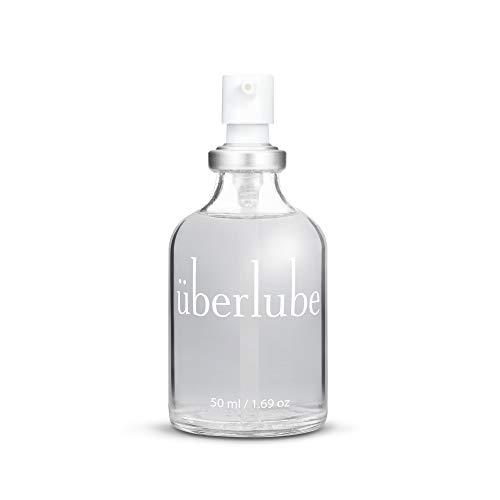Lubrificante Intimo Überlube Luxury   Lubrificante al Silicone Naturale...
