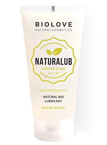 Biolove Naturalub Gel lubrificante sessuale waterbased 100% naturale senza...