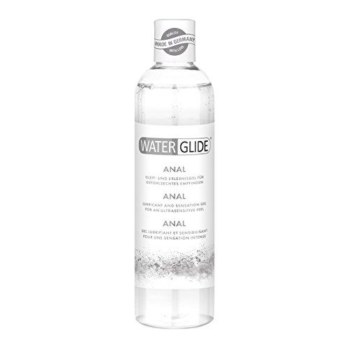 Gel lubrificante Waterglide Anal per il sesso anale e i toys, lubrifica a...