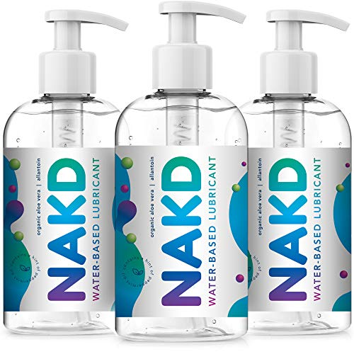 Lubrificante Originale a Base di Acqua Sensazione Naturale Duratura...